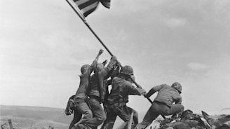 The False Hope of the Iwo Jima Flag-Raising Photo