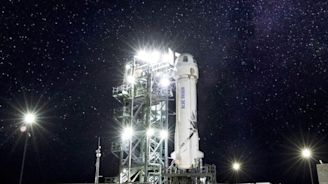 After delays, Blue Origin says 'we are go' for New Shepard suborbital test flight