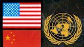 美中巨頭在聯合國比畫能耐 暗諷對手比唇槍舌劍更精彩