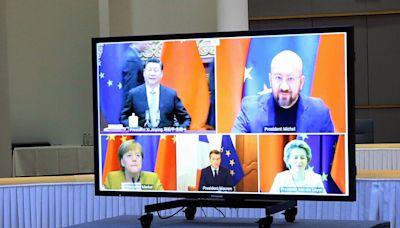 習近平即將與歐洲理事會主席通話 或尋求穩定中歐關係