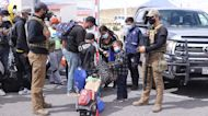 Chile border crisis: Venezuelan migrants crowd small Andean town