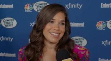 America Ferrera Talks 'Sisterhood of the Traveling Pants 3' and 'Beautiful Friendship' With Cast (Exclusive)