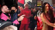 Watch Conor McGregor and Machine Gun Kelly's VMAs Confrontation