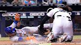 Báez's late homer, slick slide lead Mets past Marlins 5-3