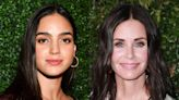 """Courteney Cox Teases Her """"Pathetic"""" Scream Co-Star for """"Off Limits"""" Friends Obsession - E! Online"""