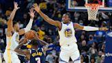 Warriors' Jonathan Kuminga out additional week with knee injury