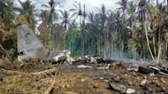 Military plane crashes in southern Philippines, killing at least 29