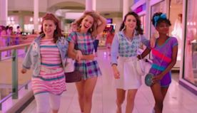 How 'Valley Girl' Re-Created the Iconic '80s Shopping Mall for Musical Remake