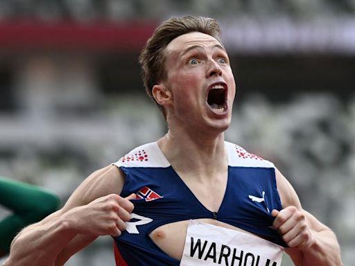 東奧》挪威猛將400欄狂飆45秒94創世界紀錄 「頂上對決」共6人刷新洲、國紀錄 - 麗台運動報