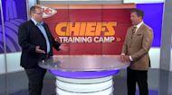 Chiefs training camp report: Matt Derrick