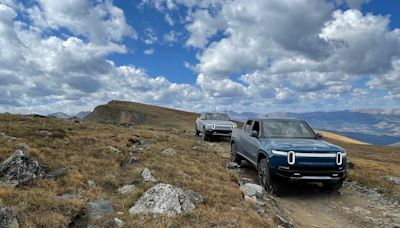 First drive: Rivian delivers the electric truck we've been waiting for