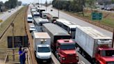 Trucker protests provoke fuel shortages in major Brazilian state