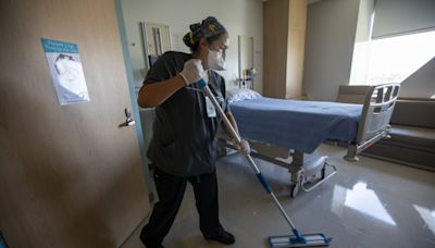 In dramatic shift, California COVID-19 hospitalizations are lowest since pandemic's start