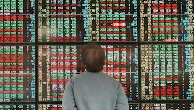 美股弱勢震盪 台股跌9點開16,879點