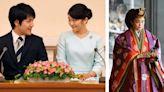Mako, la principessa del Giappone rinuncia al titolo (e a 1 milione di euro) e sposa l'impiegato di banca