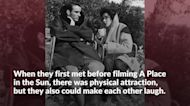 Elizabeth Taylor and Montgomery Clift Were Close Friends in Real Life