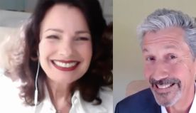 'The Nanny' cast reunites (remotely!) for reading of 1993 pilot episode