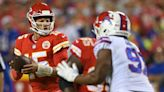 Five things that stood out about the Kansas City Chiefs' loss to the Bills on Sunday