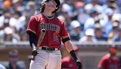 Diamondbacks outright former first-rounder Jake Hager