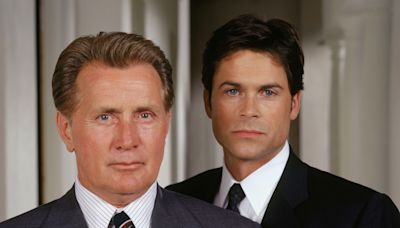 Martin Sheen remembers 'The West Wing' as one of the 'great things that happened' to him