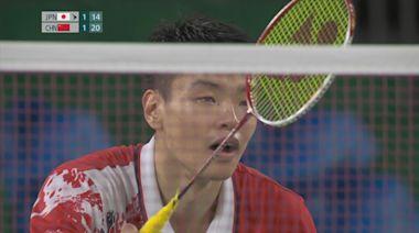 羽毛球混雙 國家隊組合王懿律及黃東萍晉級決賽