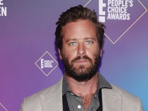 Armie Hammer Reportedly Checked Into a Rehab Facility for Treatment