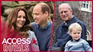 Kate Middleton & Prince William Reflect On Prince Philip's Death In Heartfelt Thank-You Note