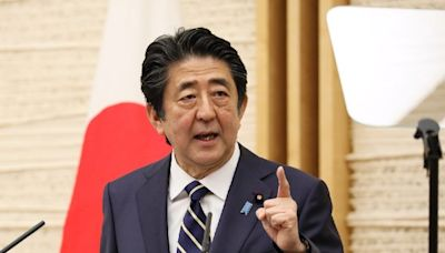 修憲保台灣! 安倍晉三 : 台灣可能發生重大事態 日本修憲不能避而不談