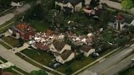 Extreme weather batters parts of U.S.