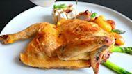超簡易法式百里香烤春雞 Thyme Roast Spring Chicken