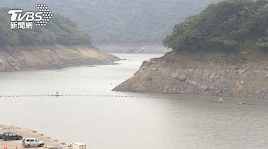 有片/石門水庫水位太低!仙島居民進出變難 盼能拓寬山路