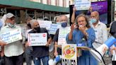 'I lost everything': Desperate N.Y.C. taxi drivers begin hunger strike for debt relief