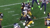 NFL Decides On Fine For T.J. Watt After Punching Seahawks RB