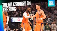 The lovable Suns had fans turn on them quickly in NBA Finals   People's Sports Podcast