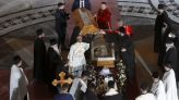 Virus deaths of senior Serb religious leaders triggers alarm
