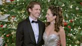 Laura Osnes and Aaron Tveit Sing a Christmas Classic in Hallmark's 'One Royal Holiday' First Look (Exclusive)