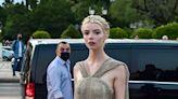 Anya Taylor-Joy Looked Like an Actual Goddess at Dior's Athens Show