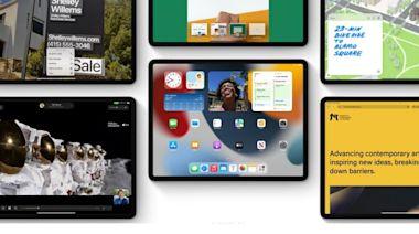 用 iPad 更簡單又有高效率!iPadOS 15 帶來6大全新操控變化 - 自由電子報 3C科技