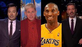 Talk Show Hosts Remember Kobe Bryant (Videos)