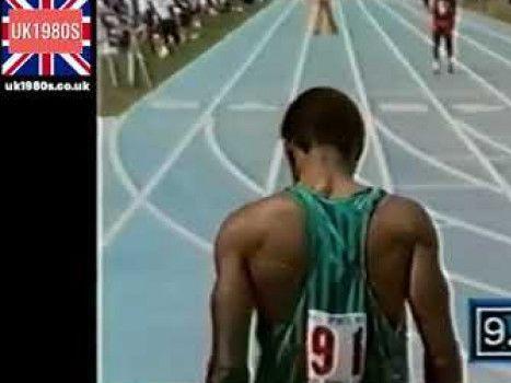 跑啊Johnson!跑啊Lewis!談1988年奧運那場著名的男子百米決賽:Calvin Smith - 田徑   運動視界 Sports Vision