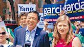 紐約市長初選與女將結盟 楊安澤被指玩種族政治