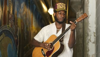 Leon Bridges shares his evolution to 'Gold-Diggers Sound'