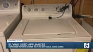 Consumer Reports: Here's how to get the best deals, avoid scams when buying used appliances