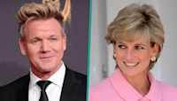Gordon Ramsay Says Best Meal He Ever Cooked Was For Princess Diana: She Was 'The Most Gracious'