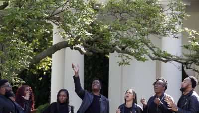 National Day of Prayer inspires pleas for unity and justice