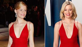Elizabeth Banks Re-Wears Gown from 2004 Oscars Party to Same Event in 2020: 'It Fits...So Why Not'
