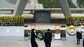 廣島原爆75週年 日本重申不簽禁止核武器條約