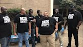 Dads spend time in Louisiana school to curb violence among students