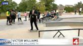 TV Reporter Goes Viral For 'Most Impressive Live Shot' Ever Atop A Skateboard