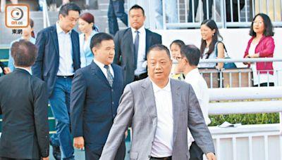 潘蘇通已辭任深水灣大宅公司董事